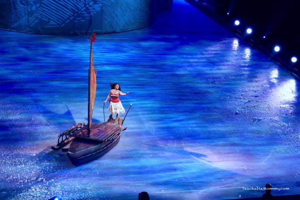 Magic of Disney On Ice Presents Dare to Dream