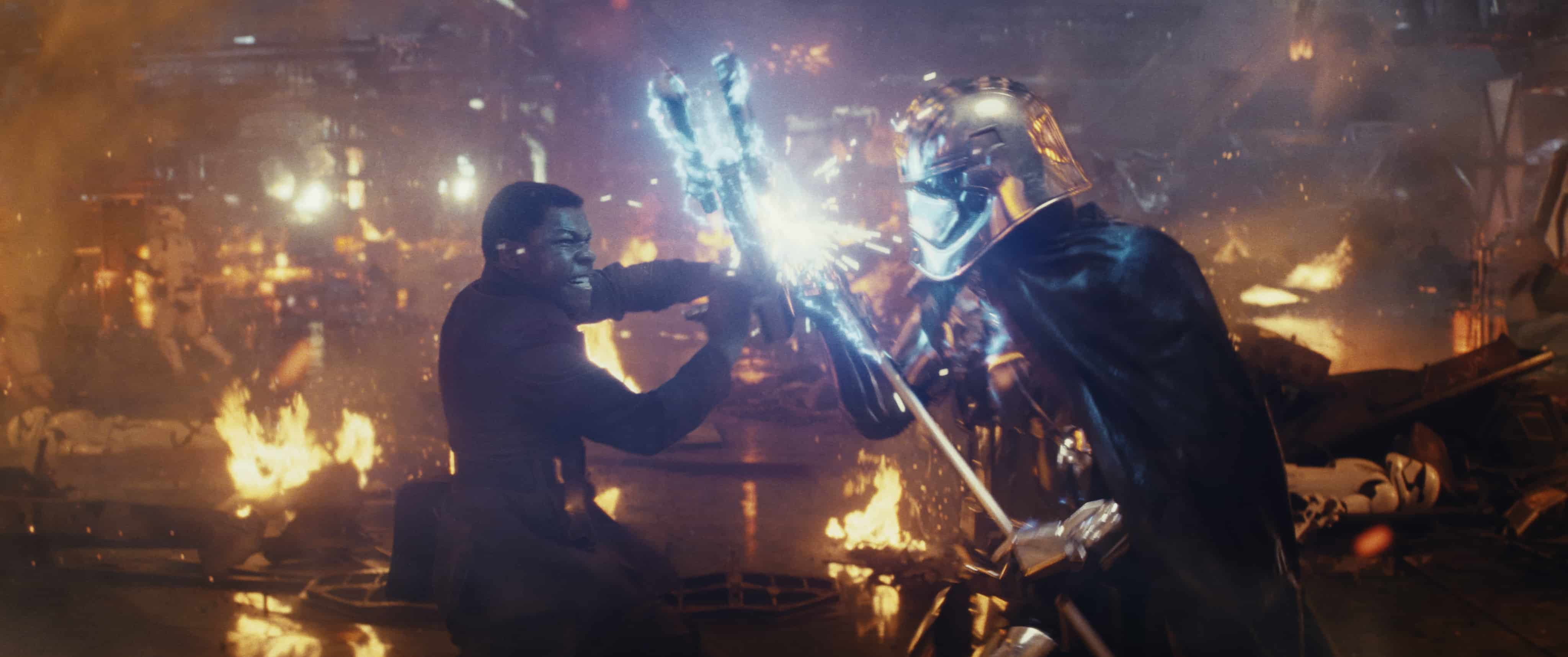 New Star Wars The Last Jedi Trailer