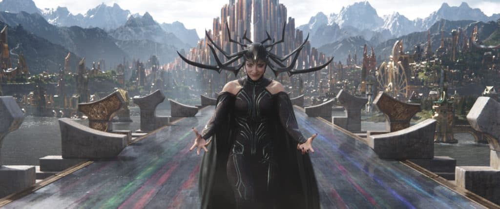 Hela Good New Ragnarok Clip