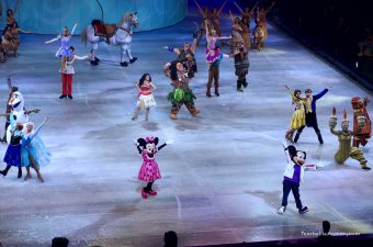 Magic of Disney On Ice Presents Dare to Dream!
