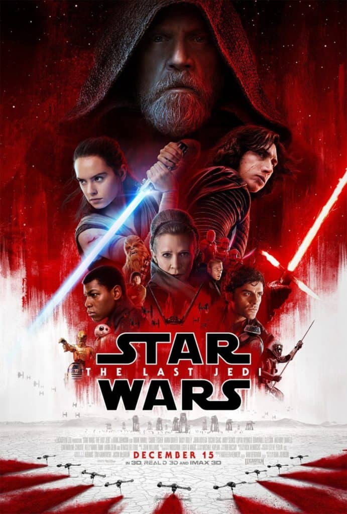 New Star Wars The Last Jedi Trailer