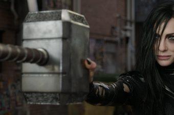 Hela Good New Ragnarok Featurette