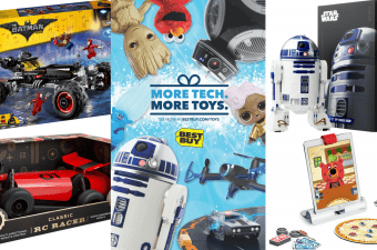 Get The Top Toys of 2017 at Best Buy