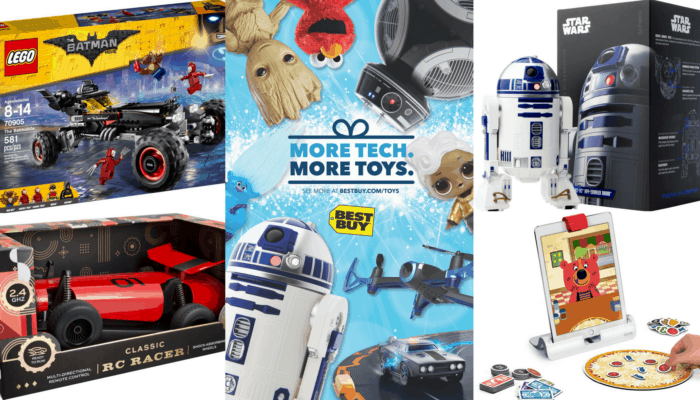 Get The Top Toys of 2017 at Best Buy!