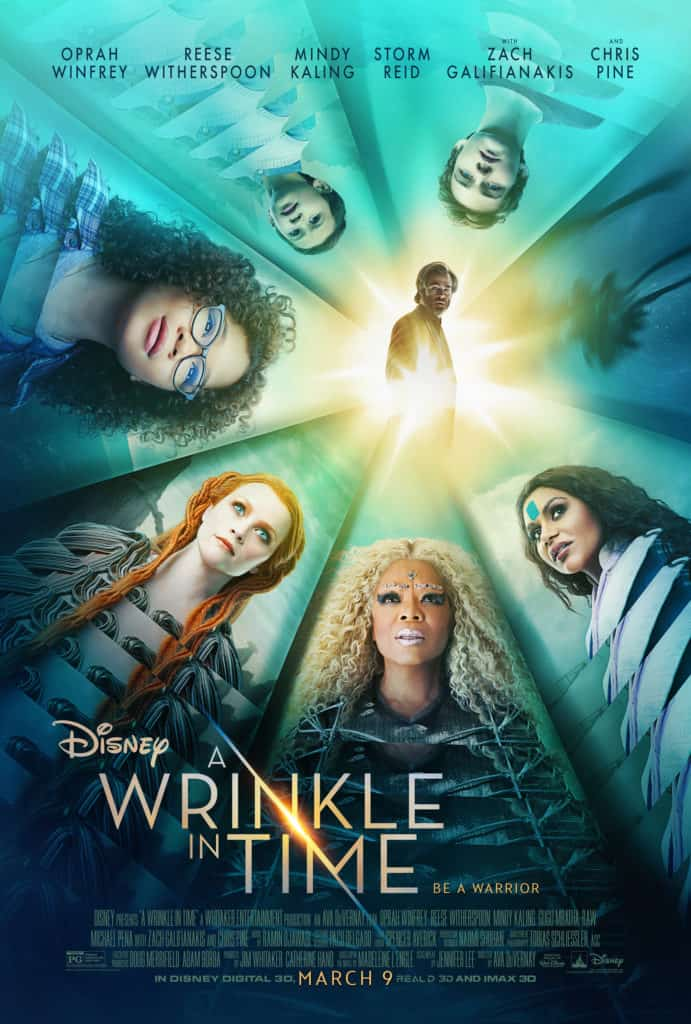 New A Wrinkle in Time Trailer and Poster
