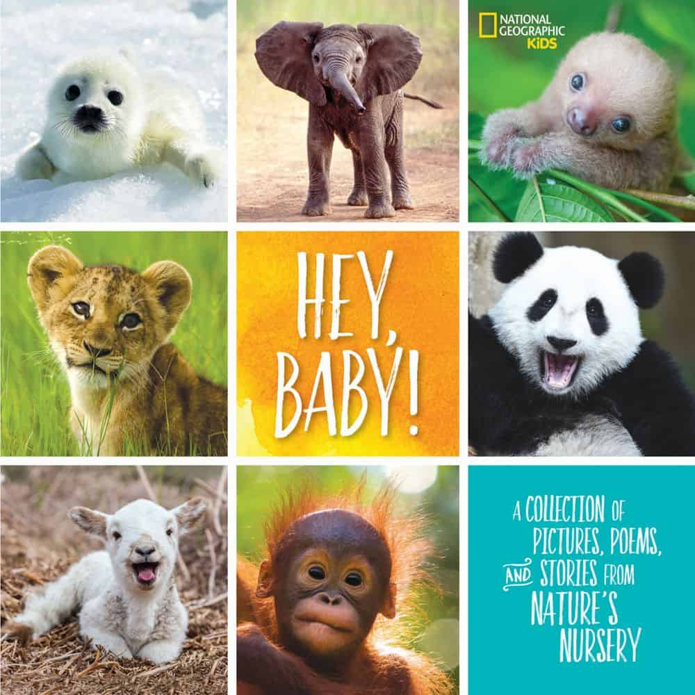 National Geographic Kids Hey Baby