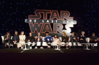 Star Wars The Last Jedi Press Junket Q&A