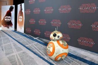 Star Wars The Last Jedi Press Junket