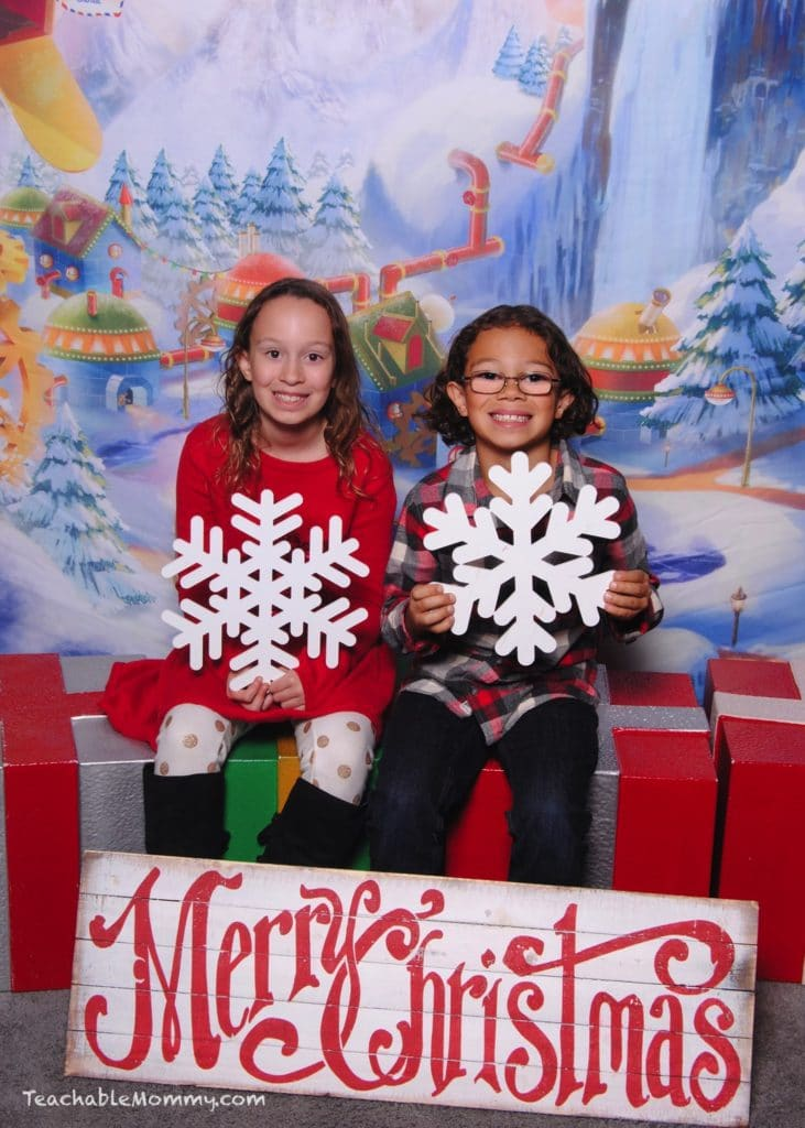 Get Christmas Started at Santa HQ
