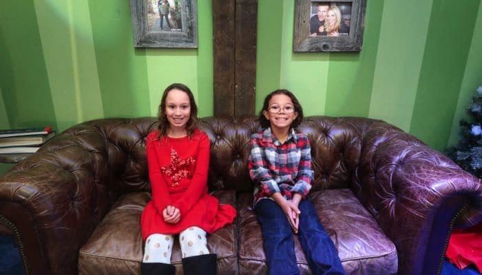 Get Christmas Started at Santa HQ by HGTV!