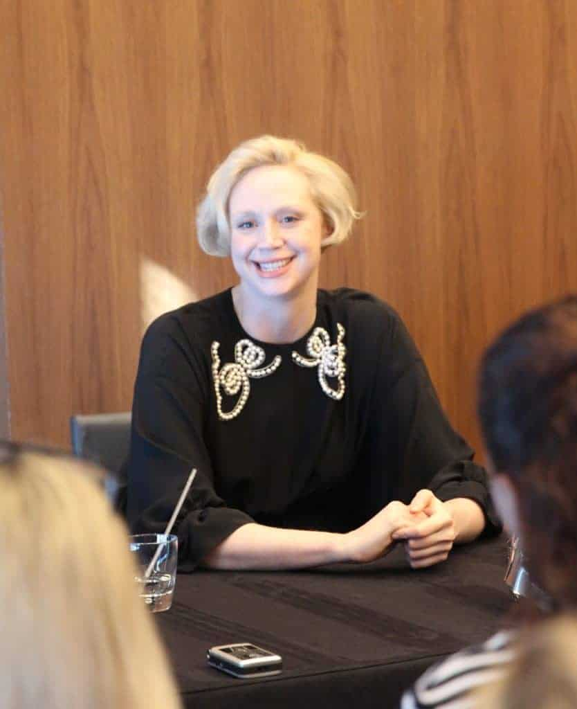 Interview with Captain Phasma Gwendoline Christie
