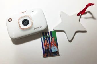 Easy DIY Photo Ornament Crafty Gift Ideas