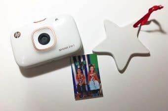 Easy DIY Photo Ornament Crafty Gift Ideas