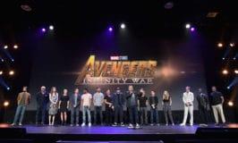 Avengers Infinity War Teaser!
