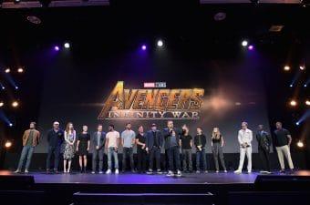 Avengers Infinity War Teaser