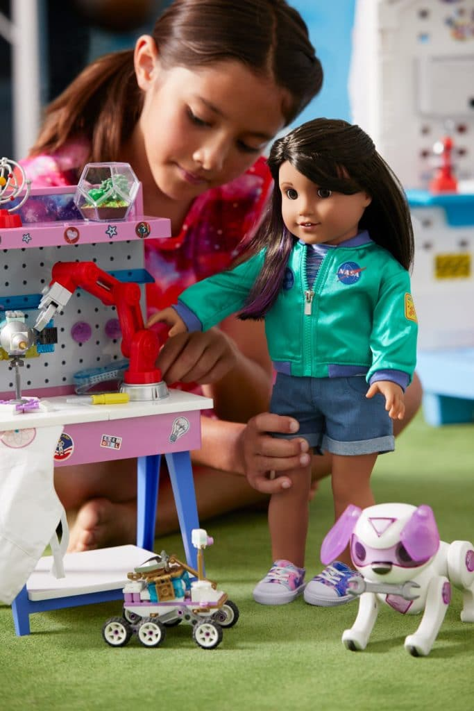 2018 American Girl of the Year Luciana Vega