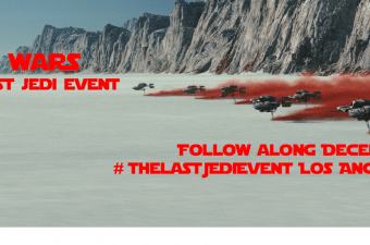 Star Wars The Last Jedi Event