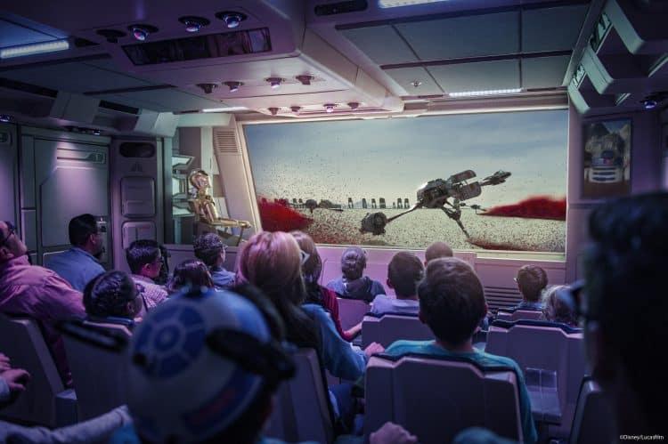 Star Wars The Last Jedi Event