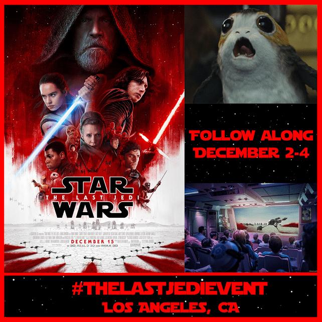 The Last Jedi Event