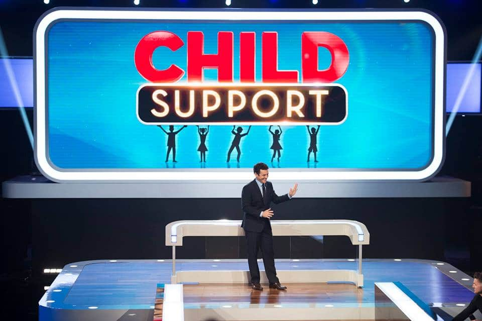 Child Support TV Show Interview With Host Fred Savage