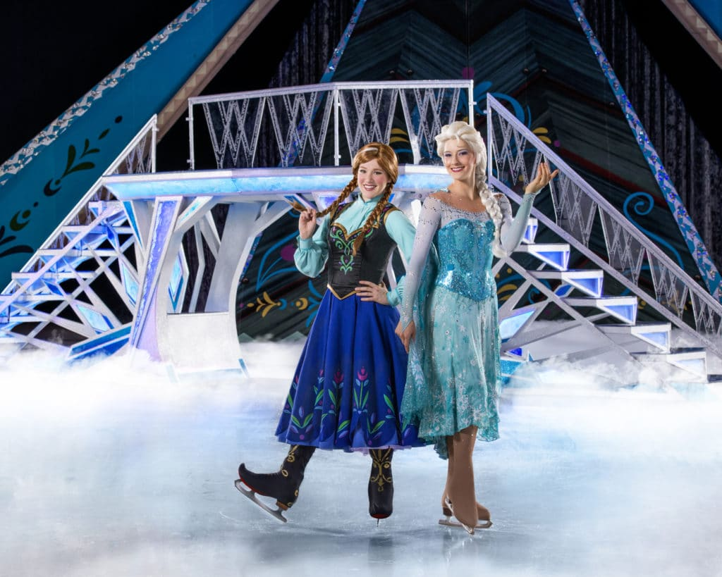 Disney On Ice Presents Frozen Giveaway