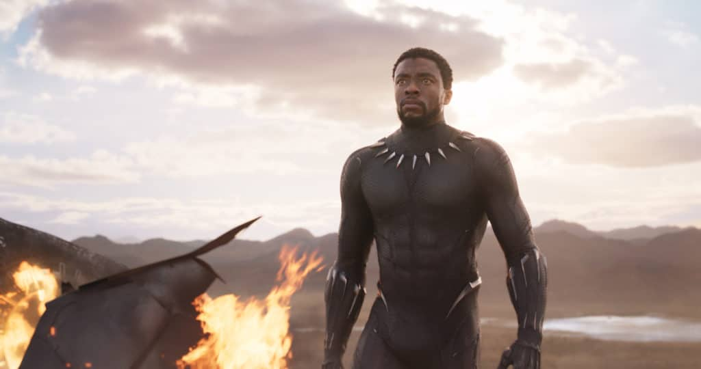 New Black Panther Featurettes