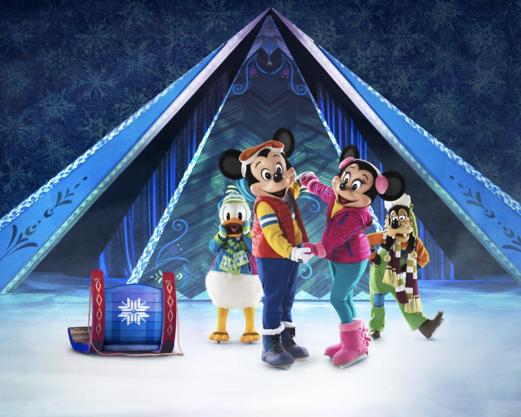 Disney On Ice Presents Frozen Giveaway