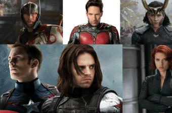 My Top 5 Favorite Marvel Films
