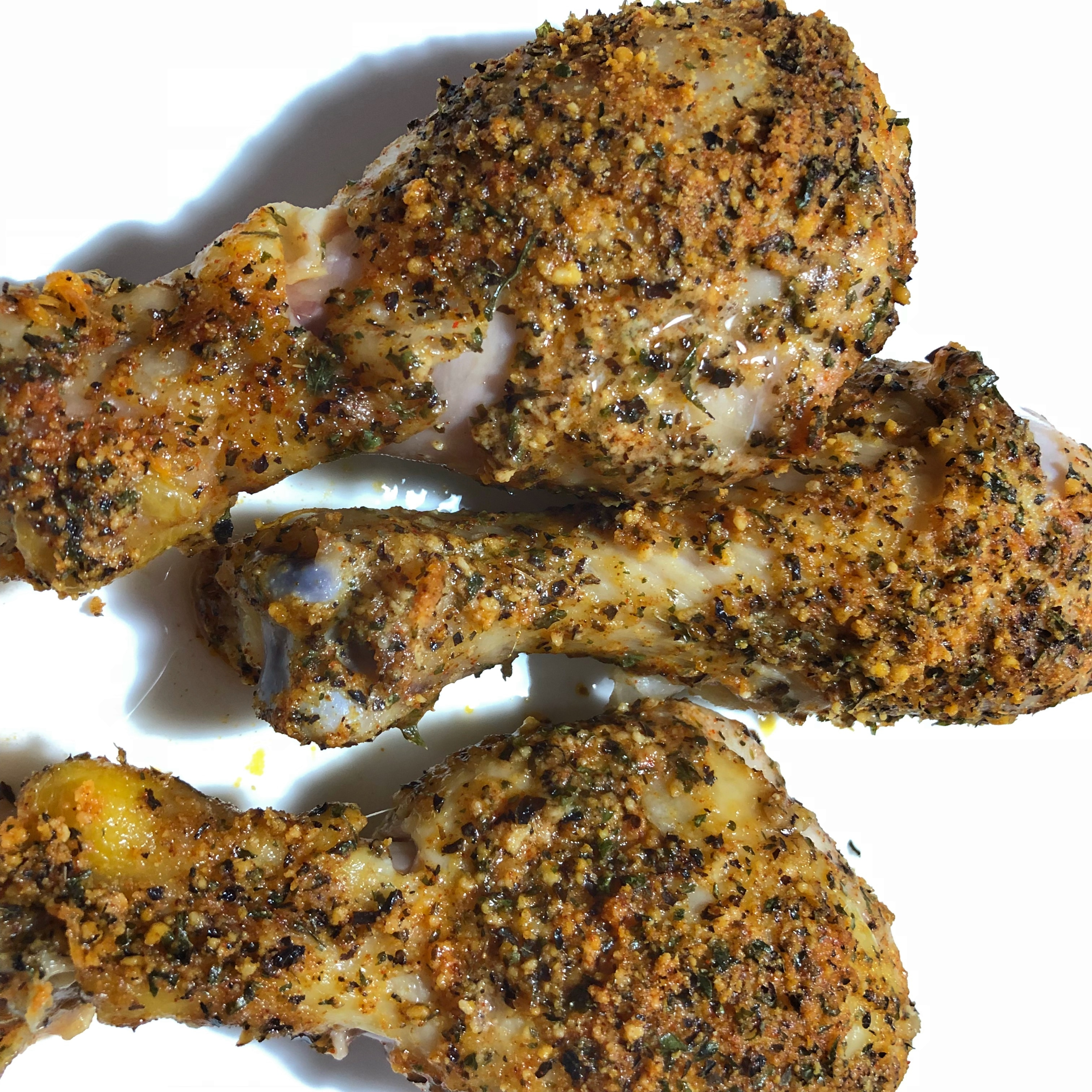 Easy Keto Parmesan Crusted Chicken