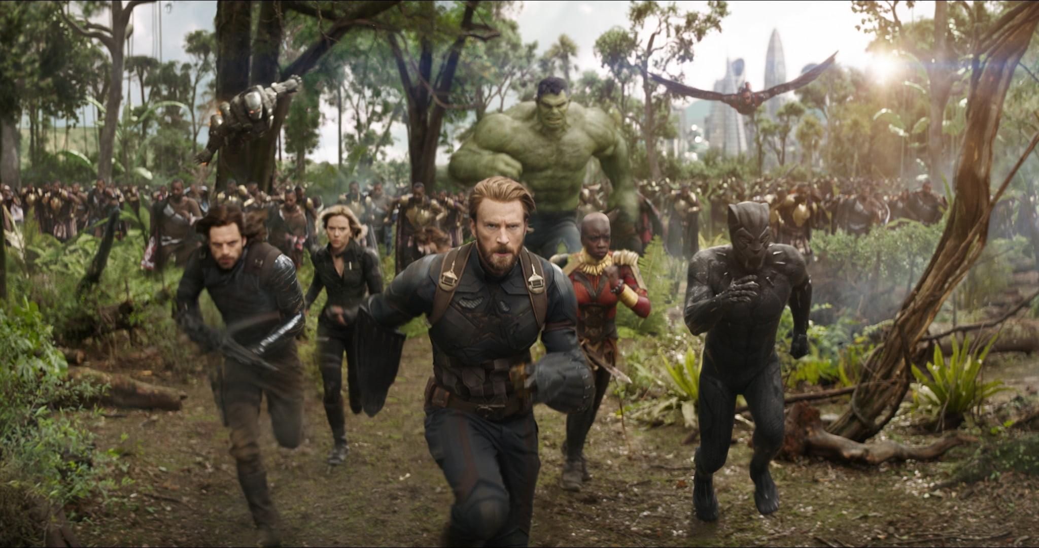 2018 Walt Disney Studios Movie Slate
