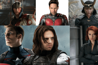 My Top 5 Favorite Marvel Films