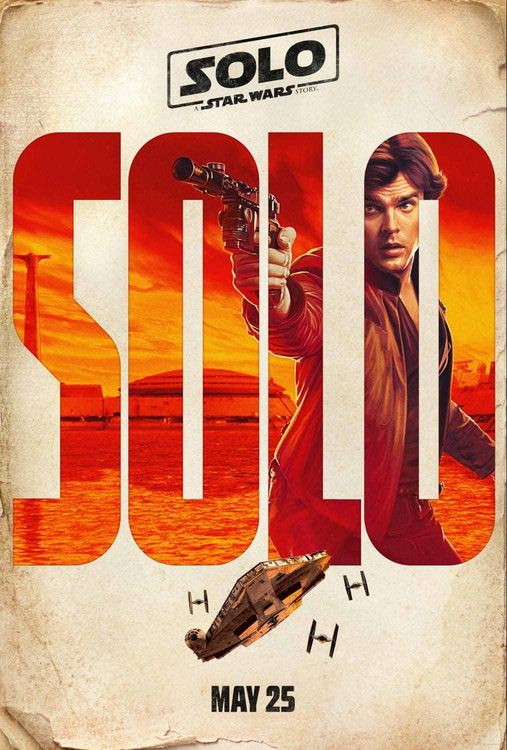 Solo: A Star Wars Story New Trailer