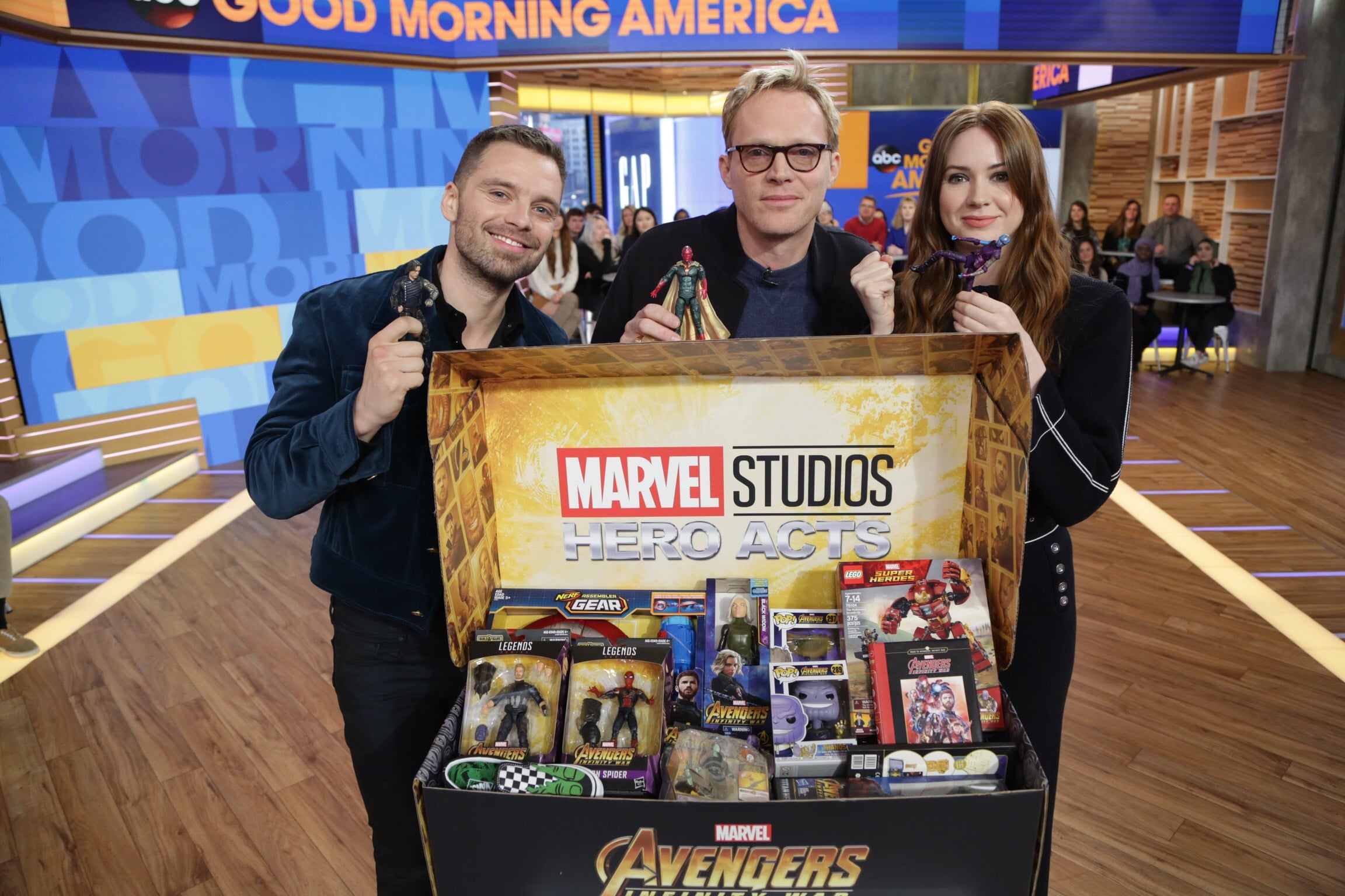 Support Marvel The Universe Unites