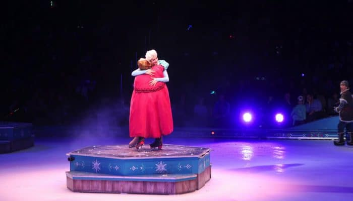 Disney On Ice Presents Frozen Recap!