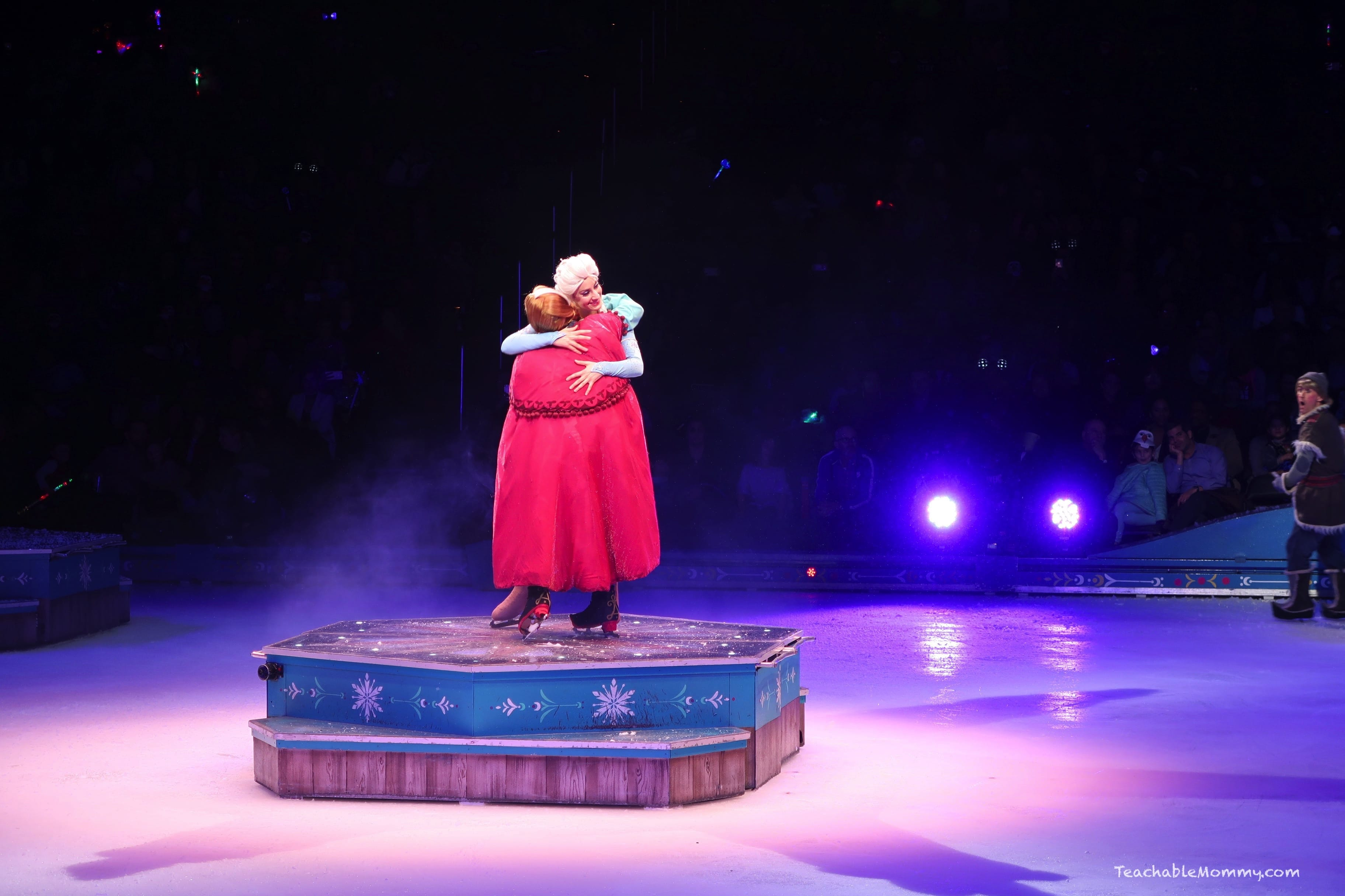 Disney On Ice Presents Frozen Recap