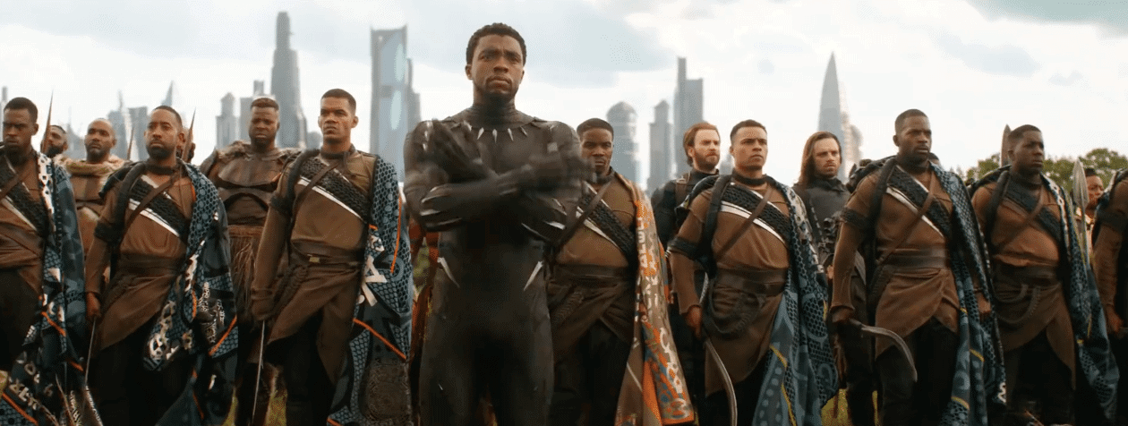 What Black Panther Means For Infinity War