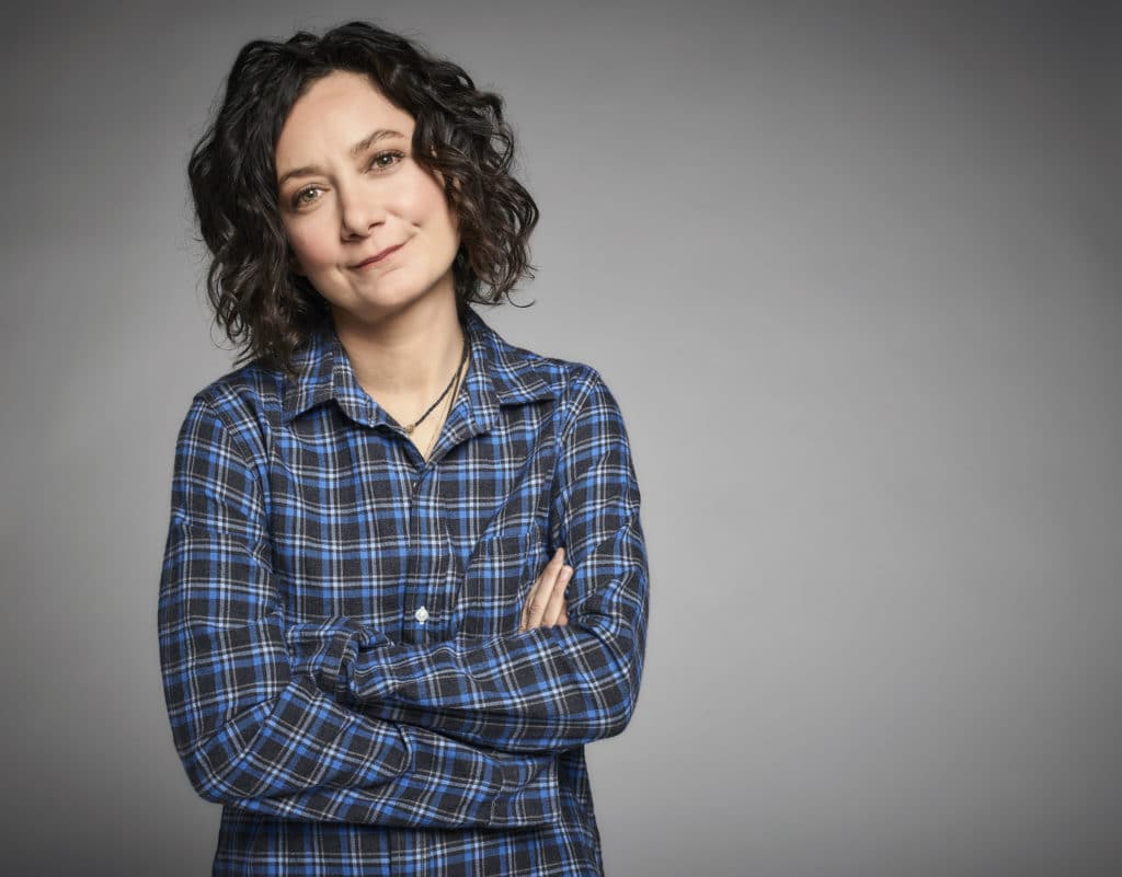 Exclusive Interview with Roseanne Stars: Sara Gilbert, Michael Fishman, and Lecy Grandson