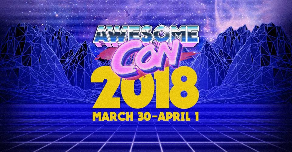 Awesome Con 2018 Giveaway