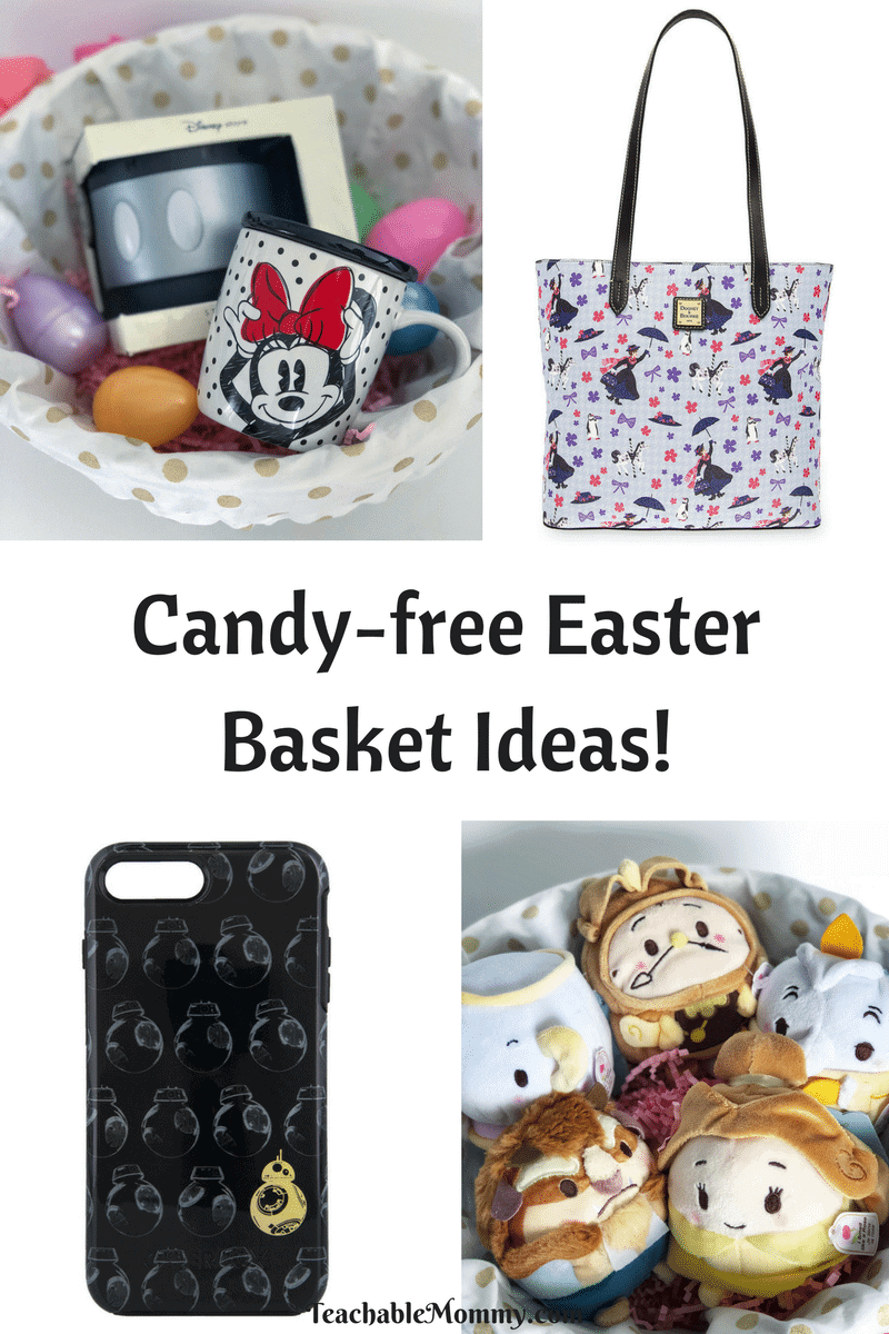 Candy free easter basket ideas teachable mommy candy free easter basket ideas negle Gallery