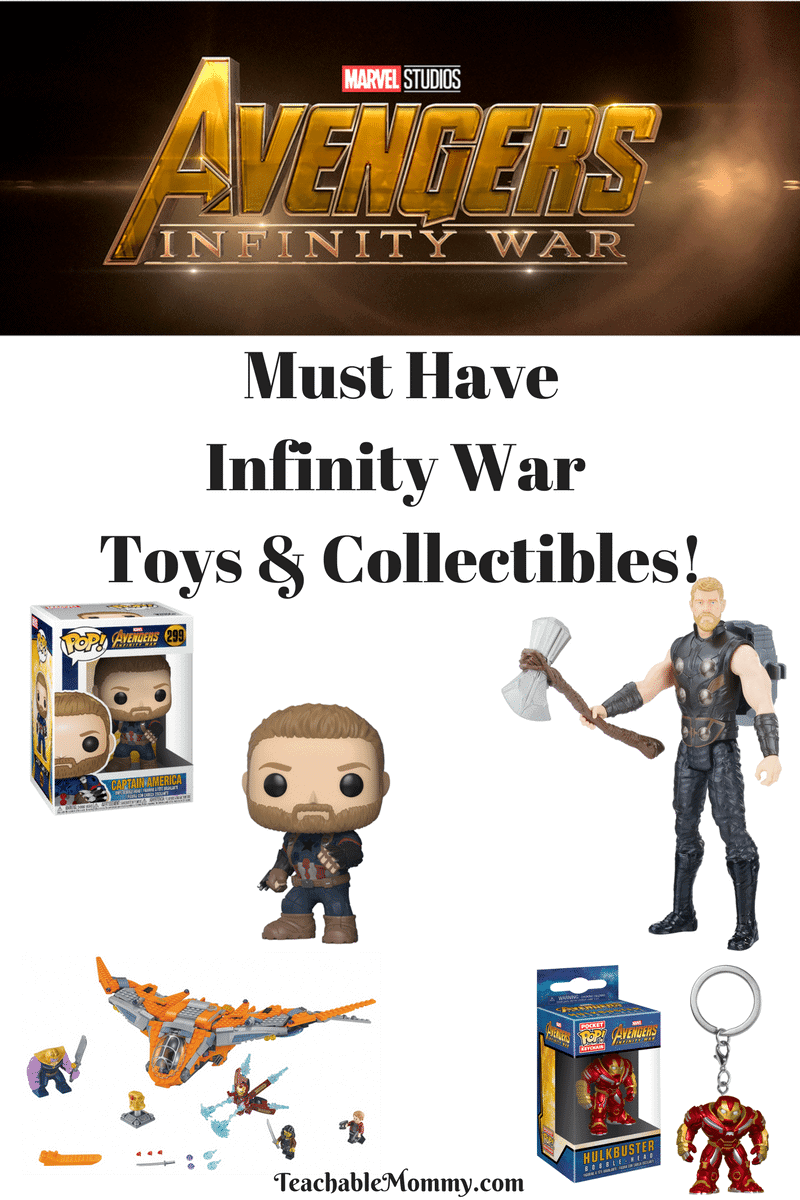 Must Have Infinity War and Black Panther Toys