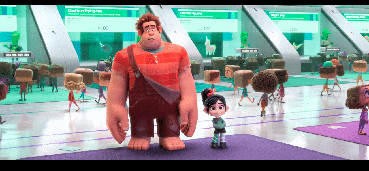 Ralph Breaks The Internet: Wreck-It-Ralph 2 Teaser