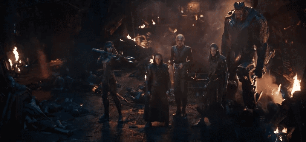Breaking Down The New Avengers Infinity War Trailer