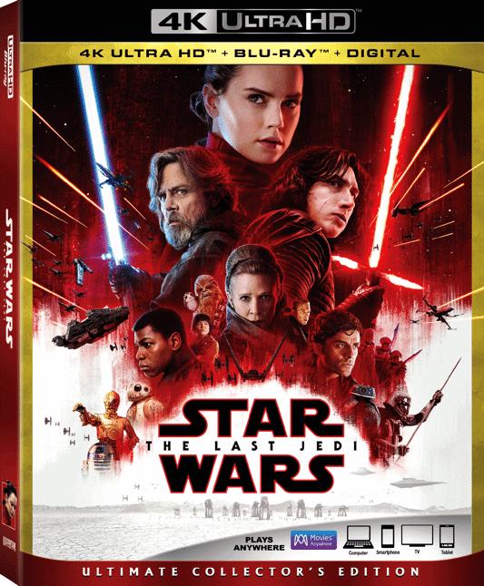 Bring Home Star Wars The Last Jedi