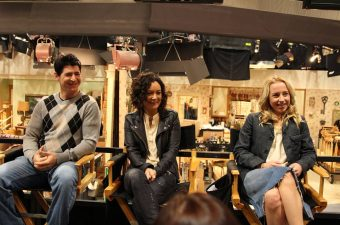 Exclusive Interview with Roseanne Stars: Sara Gilbert, Michael Fishman, and Lecy Goranson