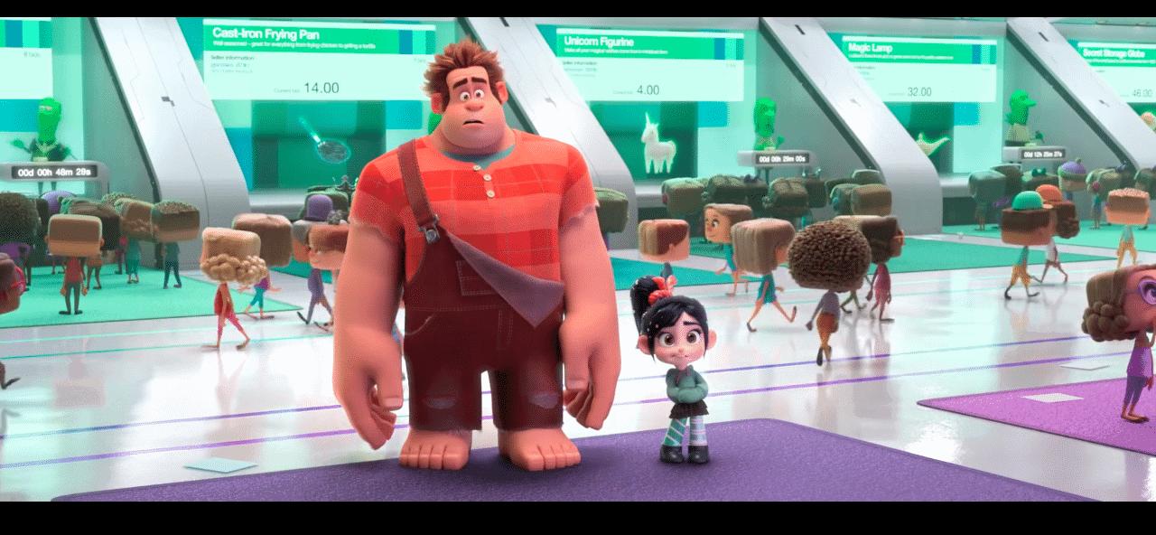 Ralph Breaks The Internet: Wreck-It-Ralph 2 Teaser