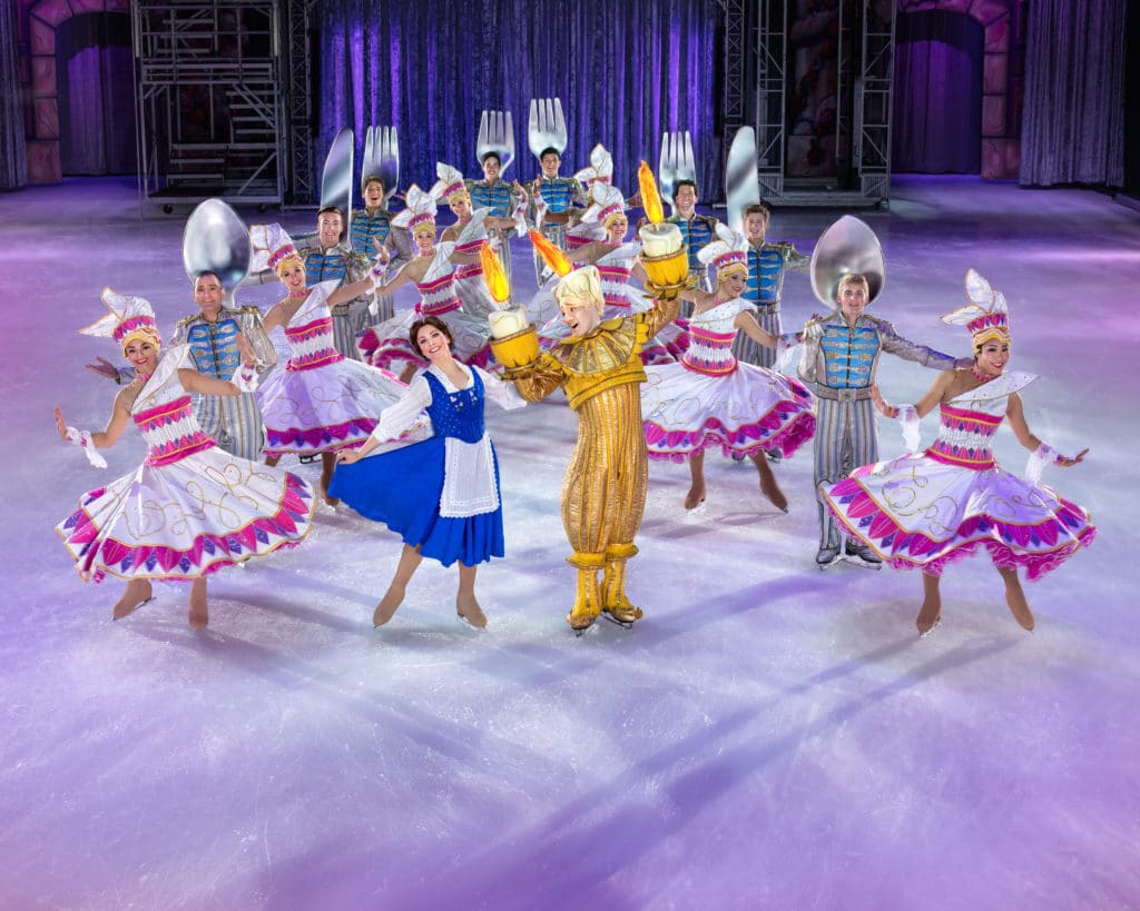 Interview with Disney On Ice Skater Natalia Stratton