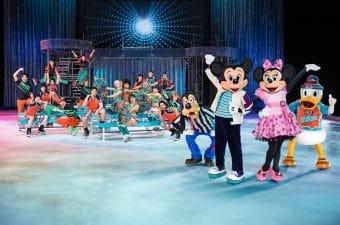 Interview with Disney On Ice Skater Natalia Stratton