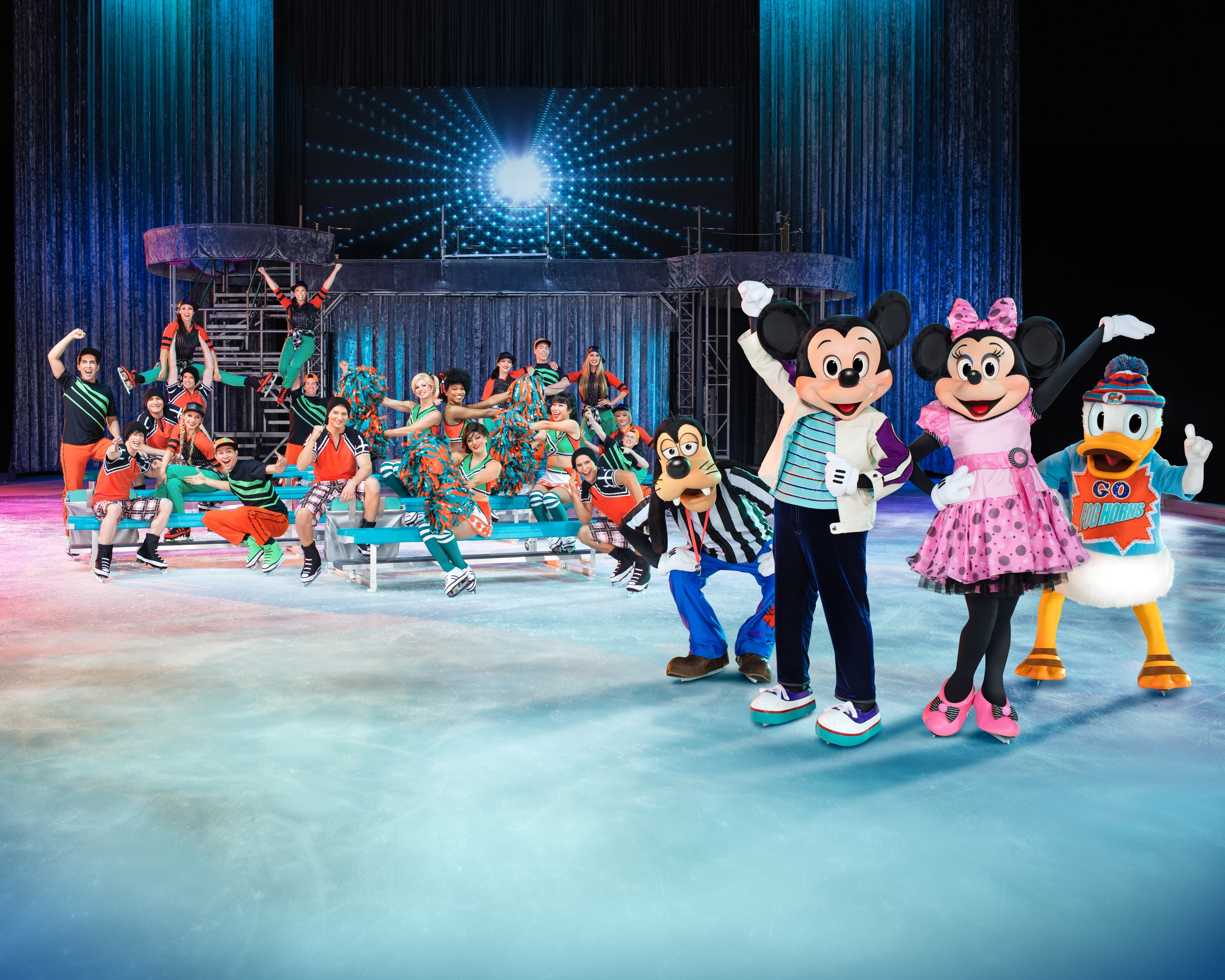 Interview with Disney On Ice Skater Natalia Stratton - With