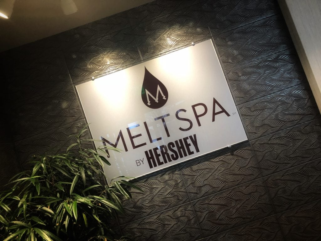 Girlfriend's Guide to the Hershey MeltSpa