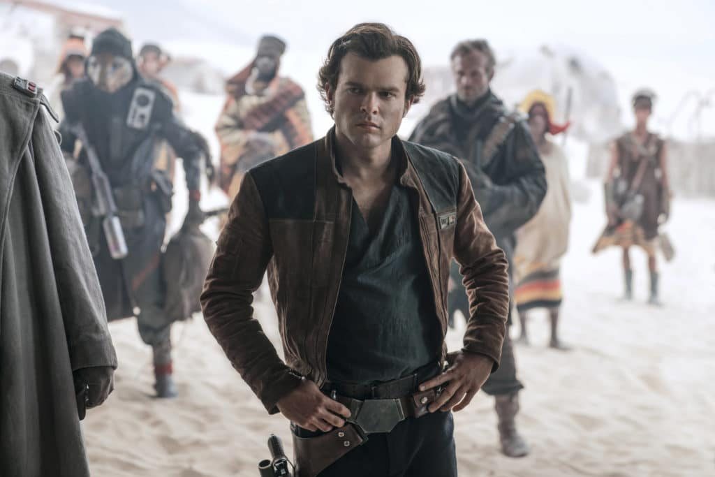 New Solo A Star Wars Story Trailer and Poster